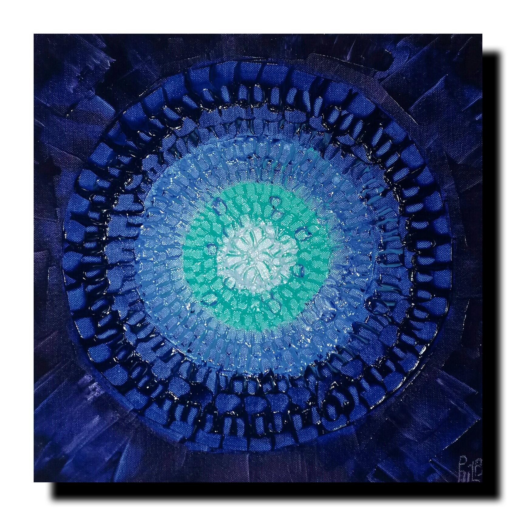 Little Blue Poisin Ivy 3D (Vendue)