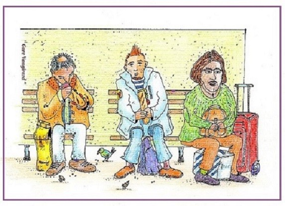 Gare Vaugirard...!