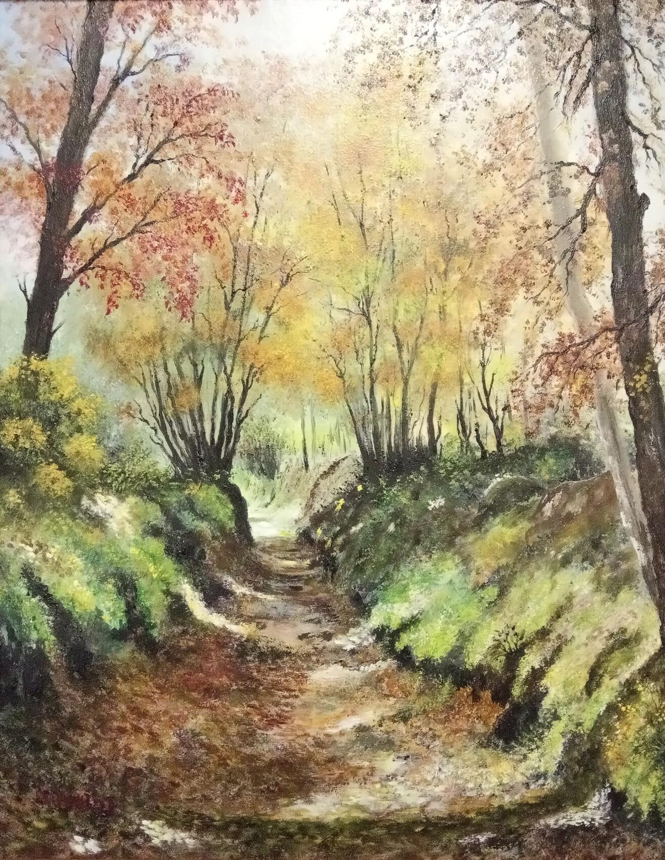 Embrasement d'automne