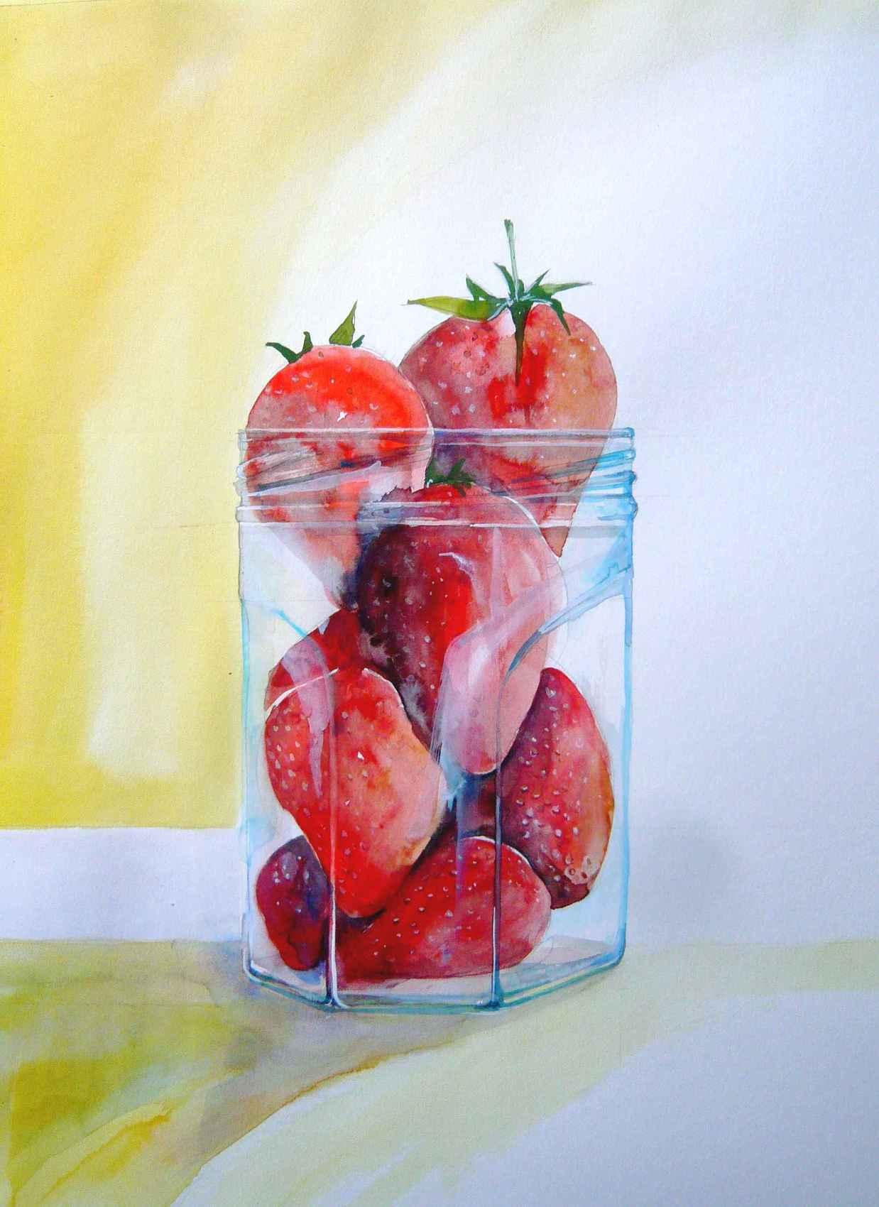 Peinture ramene ta fraise - Ramene ta fraise ...