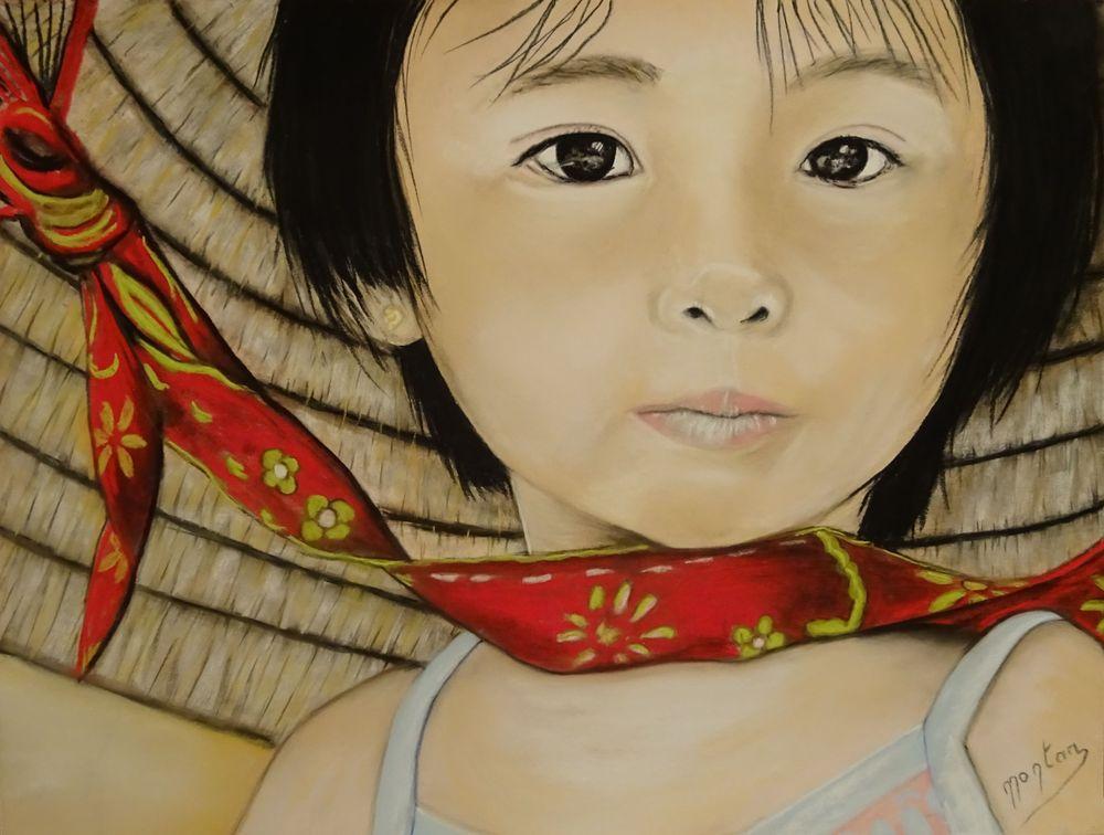 Petite Vietnamienne