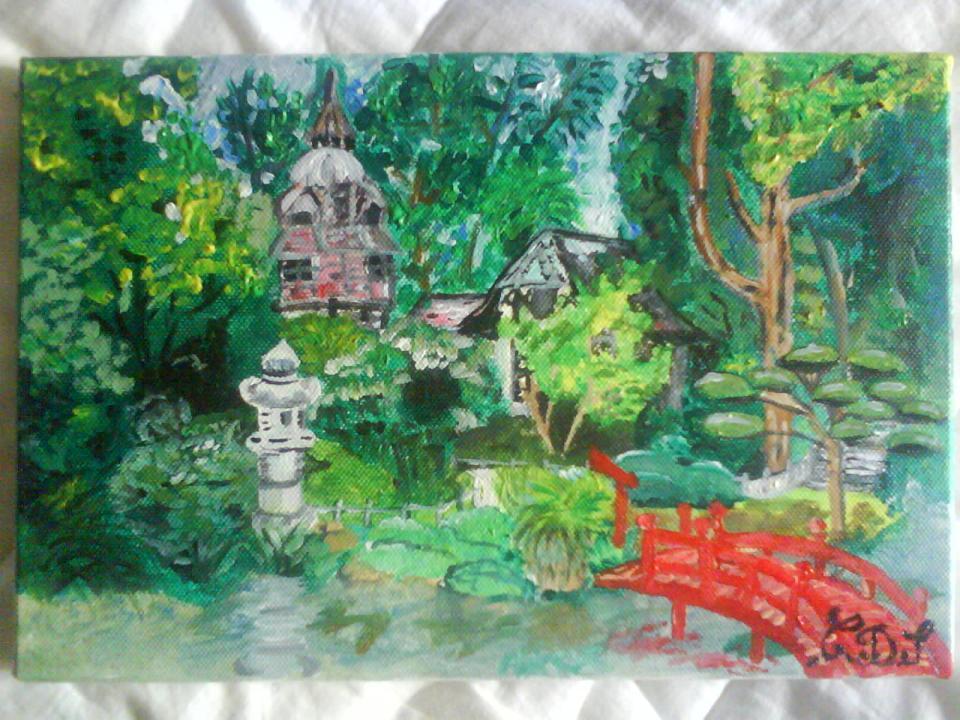 Peindre salon de jardin la peinture qui change tout of - Peinture salon de jardin ...