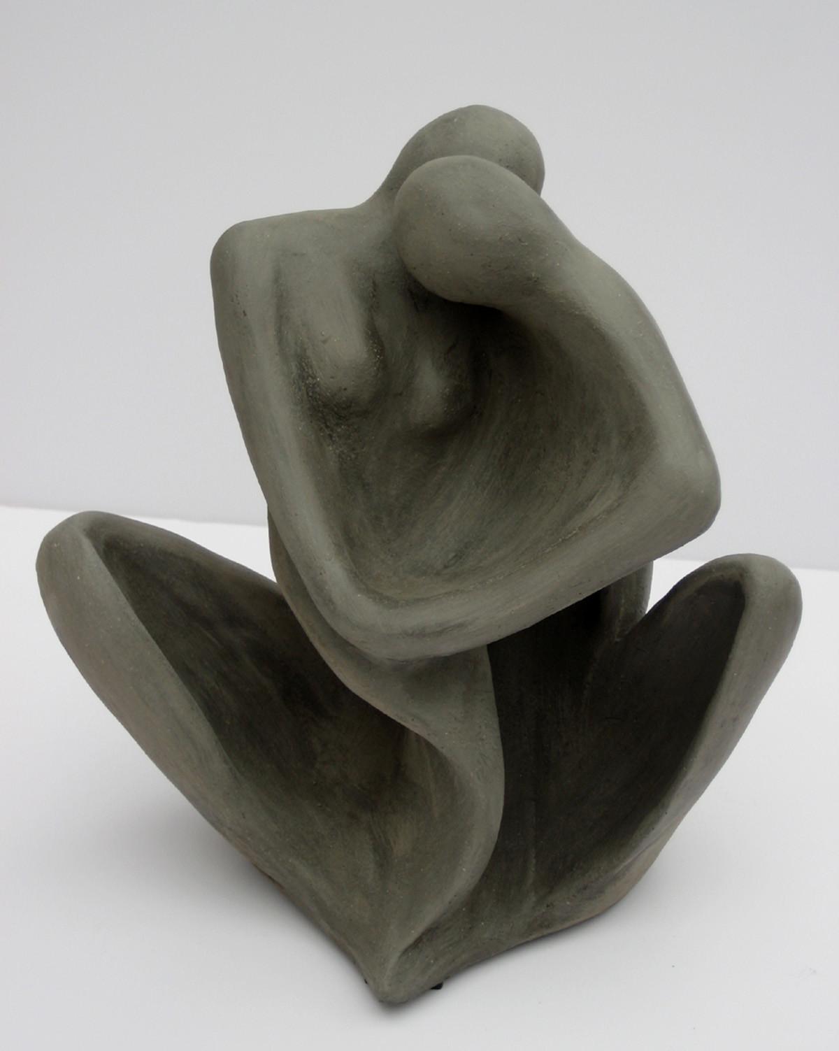 sculpture le couple amoureux. Black Bedroom Furniture Sets. Home Design Ideas