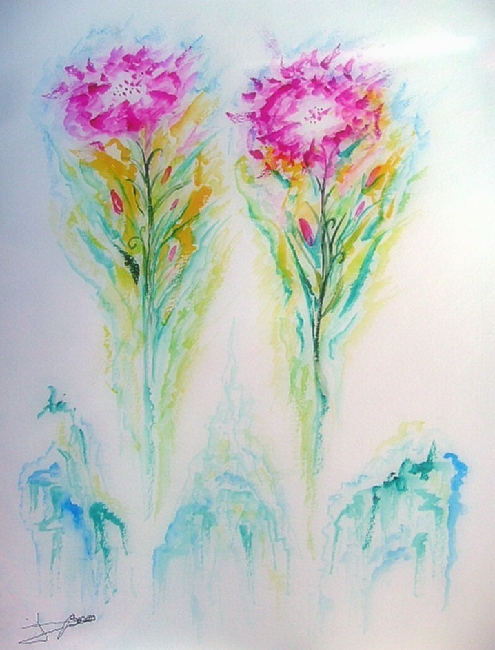 Fleurs d'un nouveau jour ...