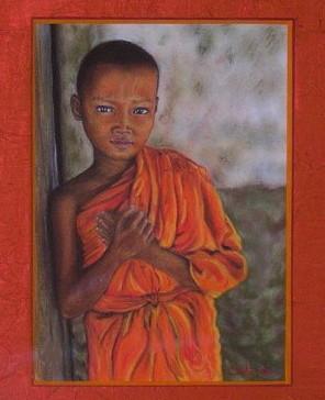 Jeune moine 2