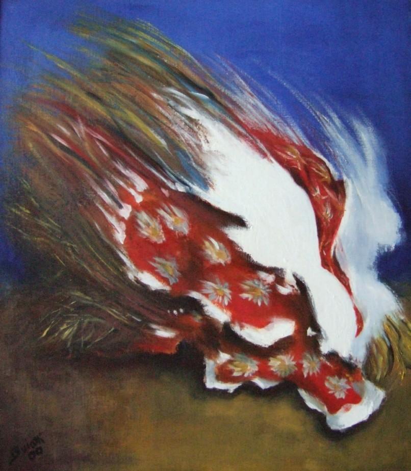 Peinture Mouvement