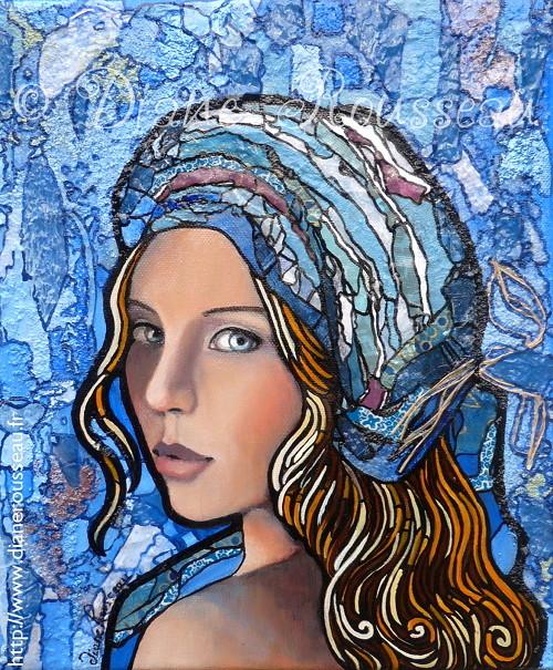 Le petit Turban Bleu