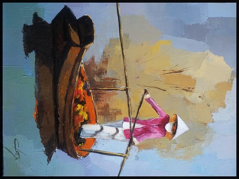 Peinture La Baie D Halong