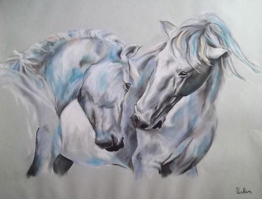 Dessin jeu - Dessin anime des chevaux ...