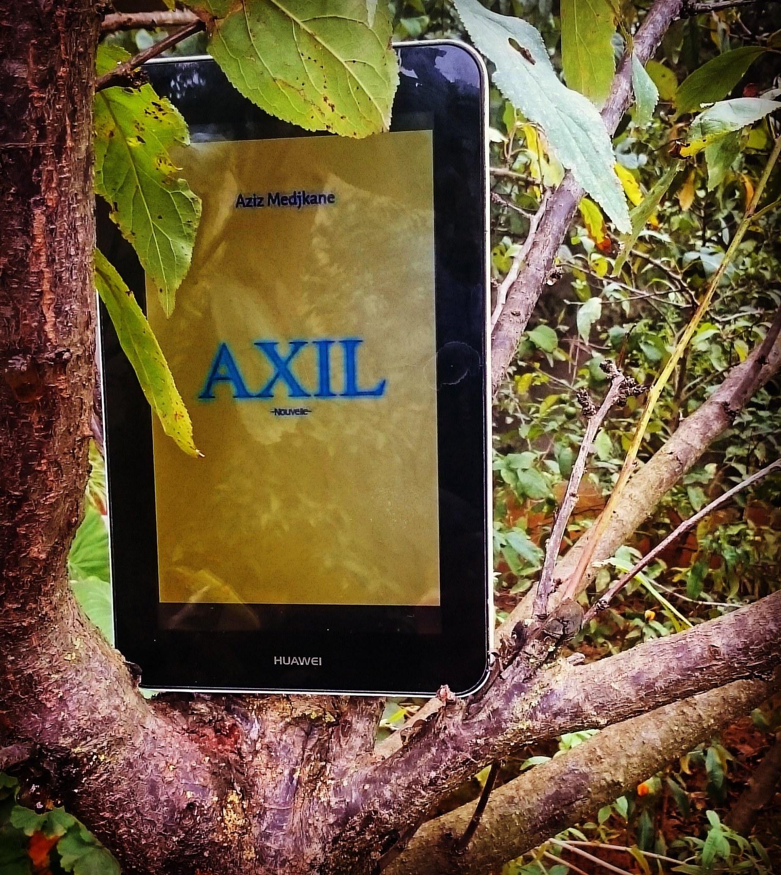 """""""AXIL"""" (Nouvelle Fantastique)"""