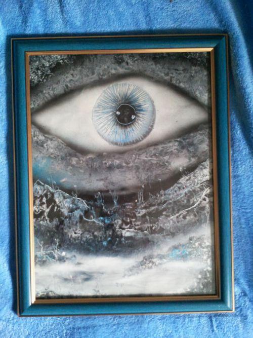 Peinture coup d 39 oeil - Telemoustique coup d oeil ...
