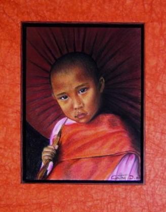 Jeune moine 1