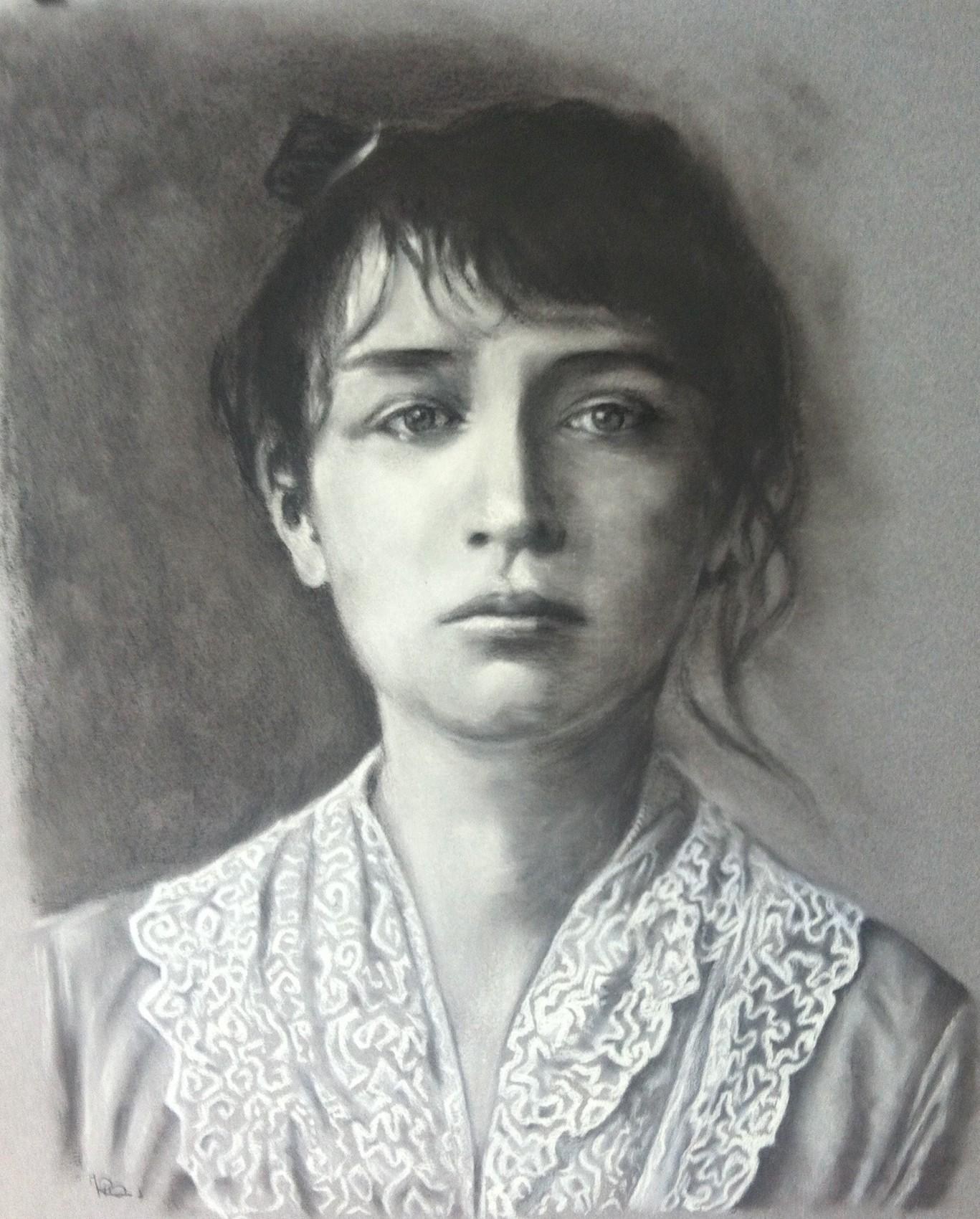 Peinture camille claudel - Camille dessin ...