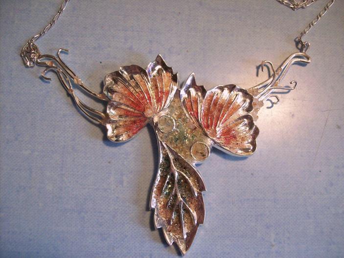Bijou d'art- collier 2