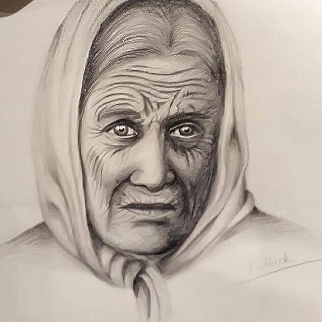 La grand mère