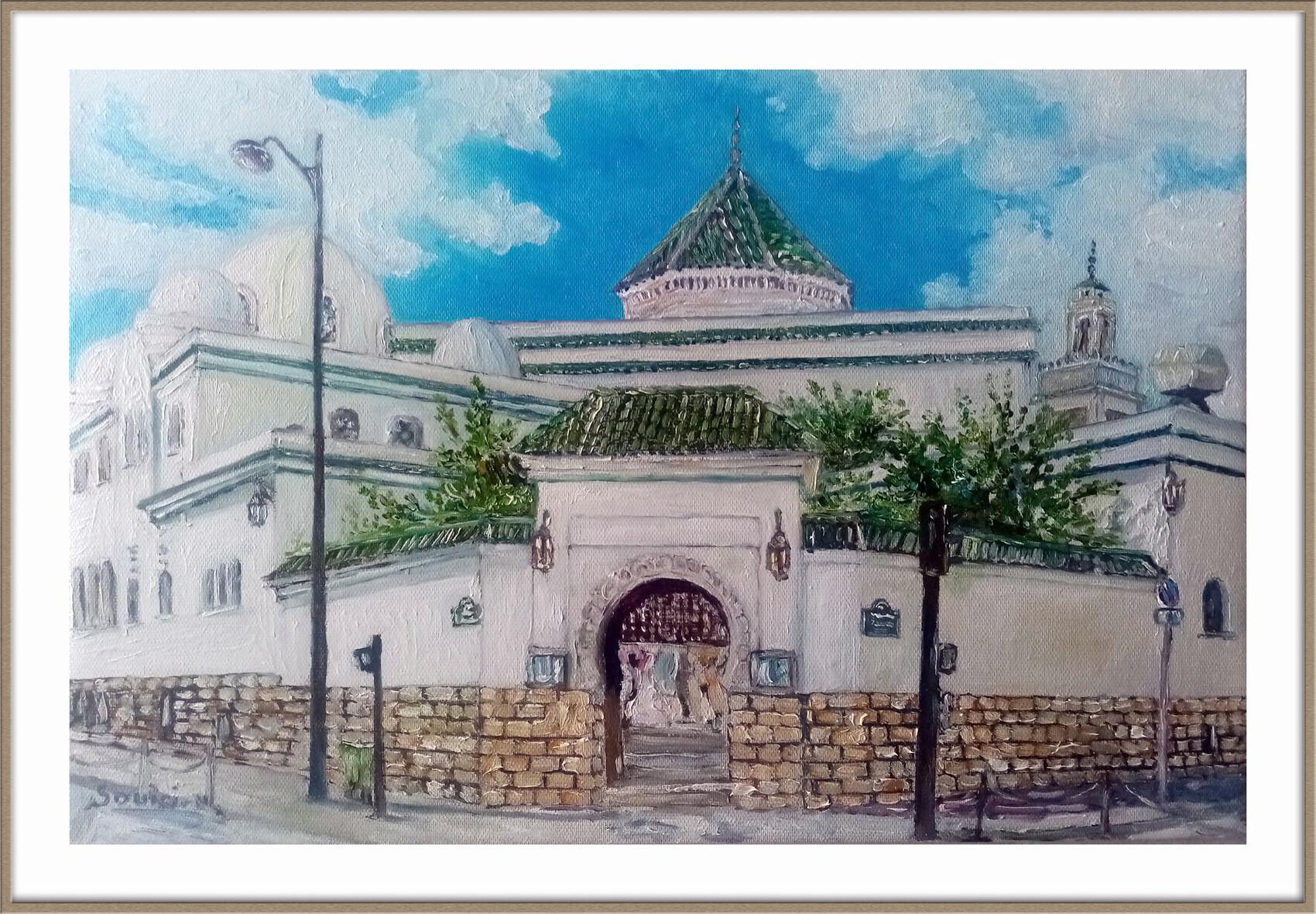 Mosquée de Jussieu, Paris