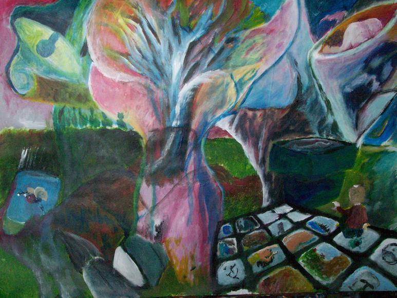 illusion arborescent