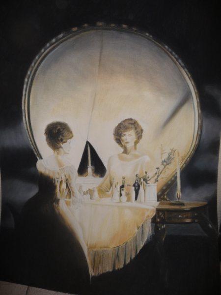 Peinture Tete De Mort Pas Vraiment