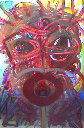 Sujol ou les bacchantes/par transparence