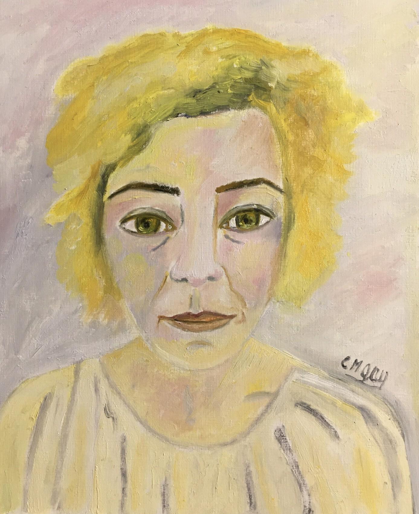 """""""Autoportrait 7"""""""