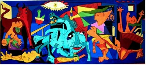guernica by pablo picasso essay