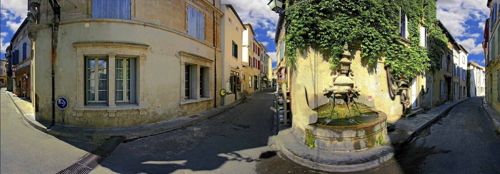 Fontaine Nostradamus - Le fichier 20€ - Tirages tous formats voir mon site sur mon profil