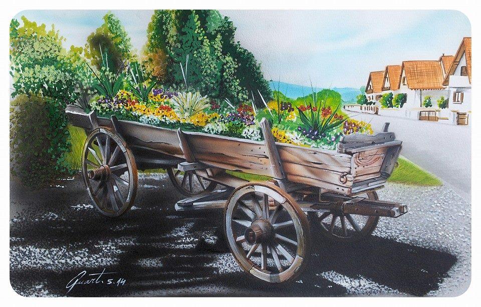paysage Alsace