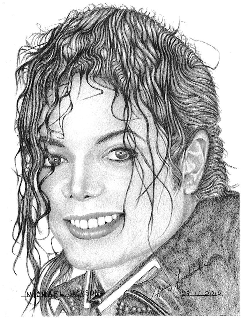 Dessin dessin michael jackson - Dessin de michael jackson ...