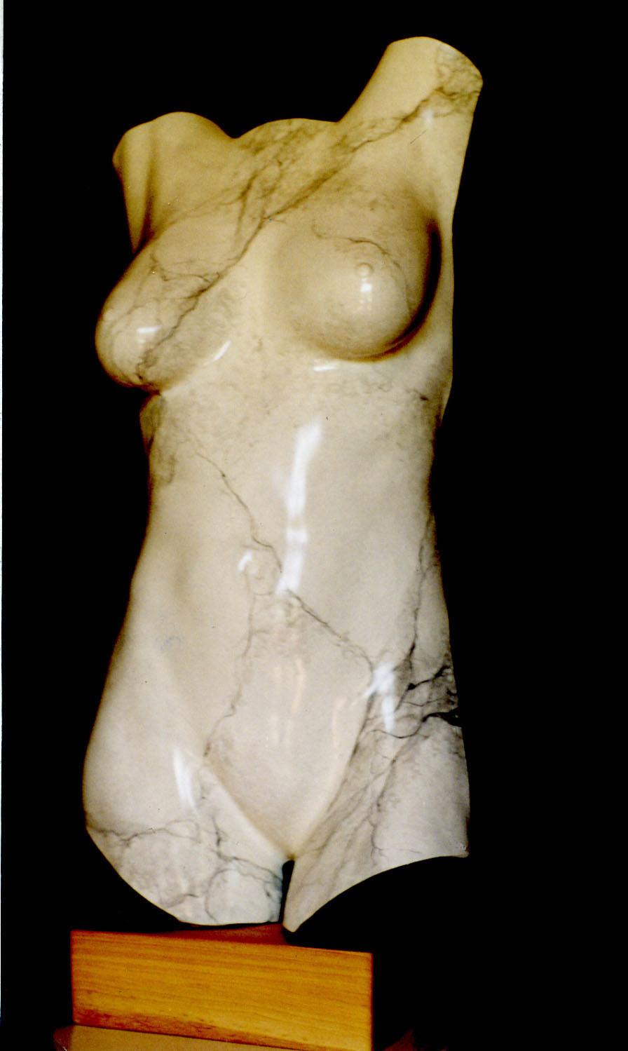 CHARLOTTE  faux marbre