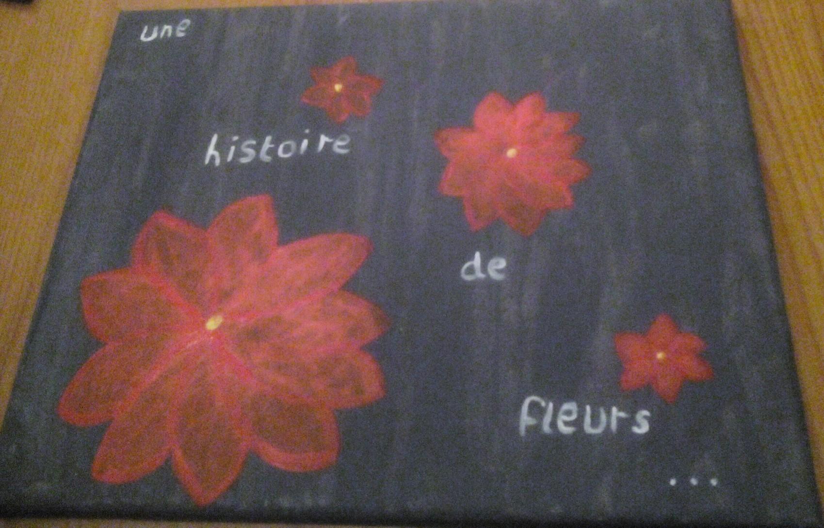 Une histoire de fleurs