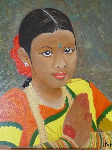 Petite hindoue