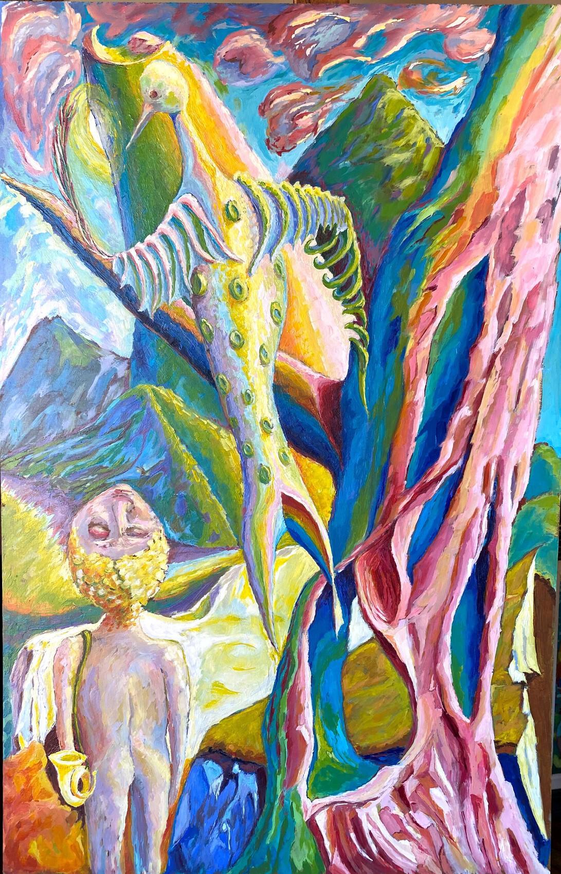 Oiseau du Destin de Siegfried