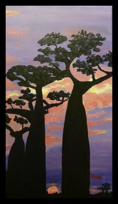 ô baobab