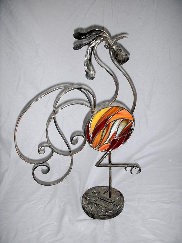 Lampe Coq