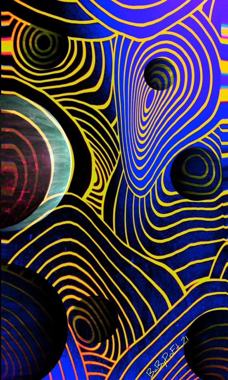 l'Etreinte des Labyrinthes