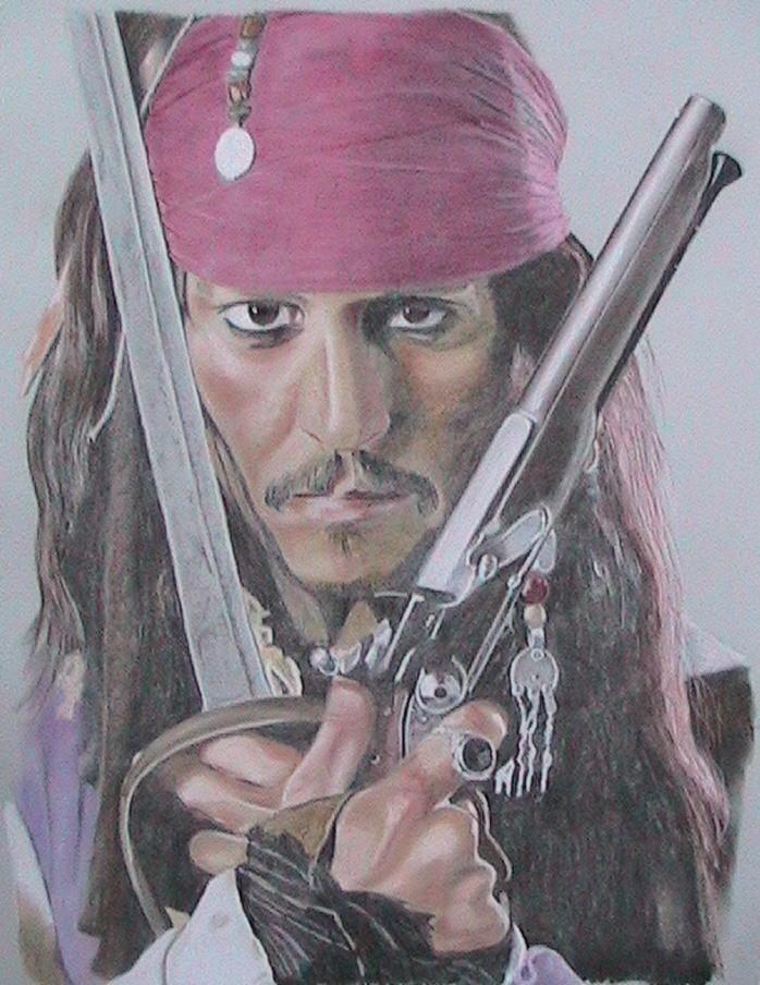 Dessin pirates des caraibes - Dessin pirate des caraibes ...