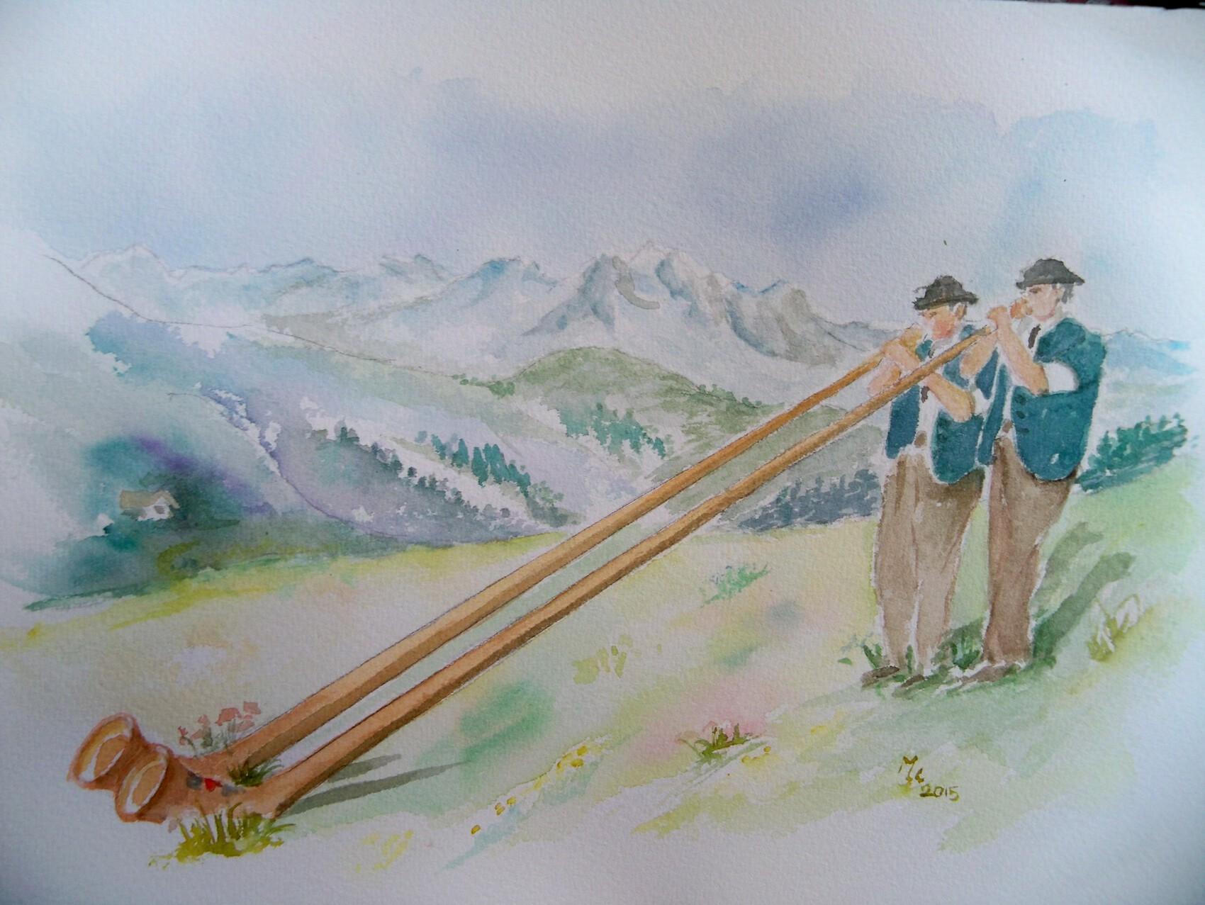 Cors des Alpes