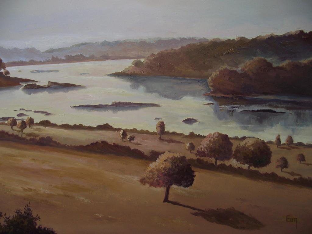 Rivière d'Auray