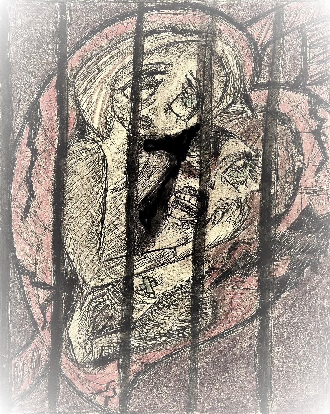 La vie en cage