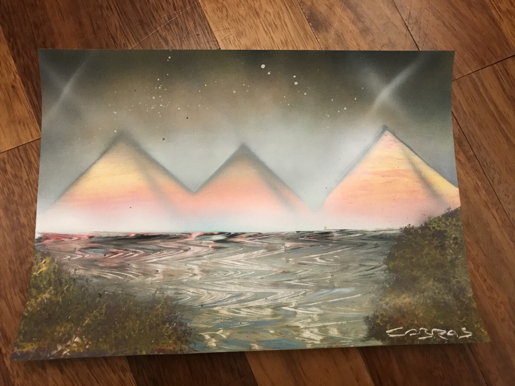 Pyramides III