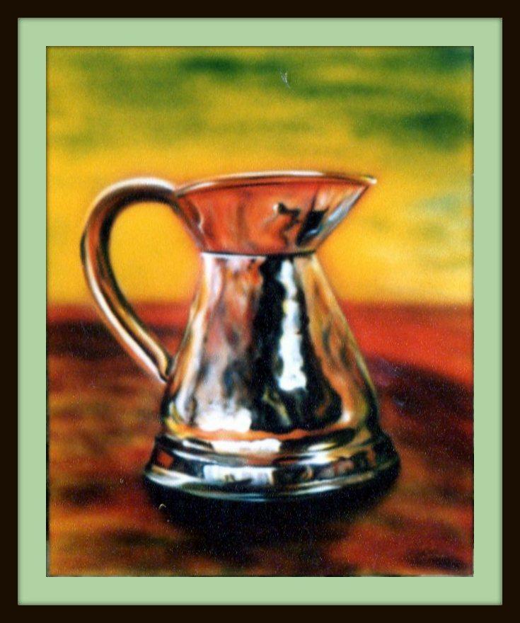 peinture pot d 233 tain