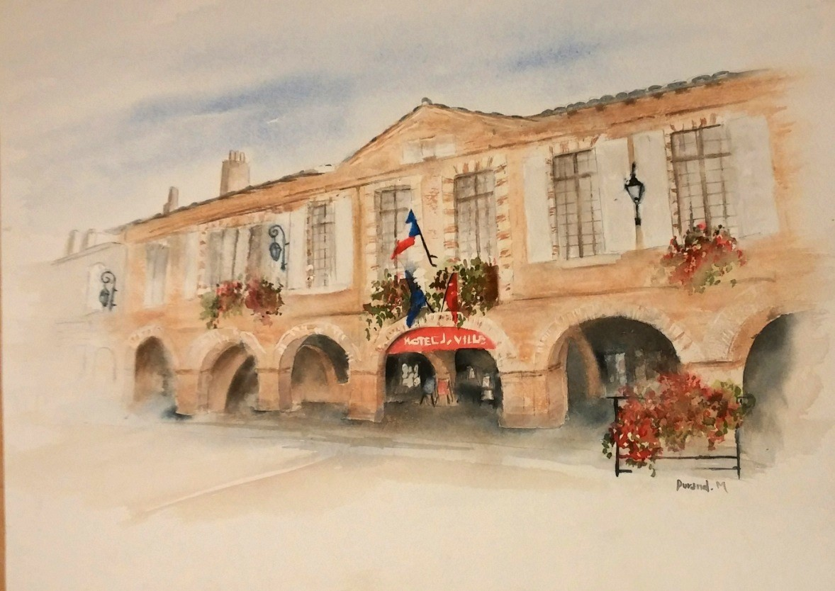 Mairie de LISLE sur TARN