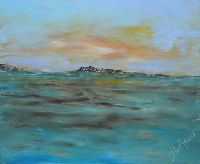 Peinture mer et terre - Terre et mer compiegne ...