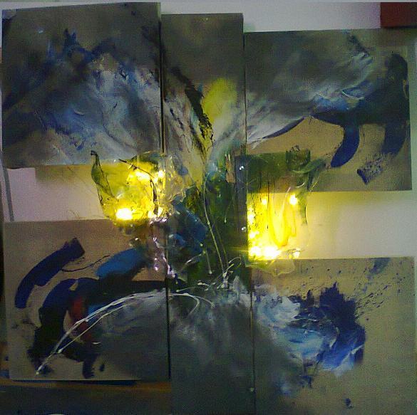 Peinture éléonore
