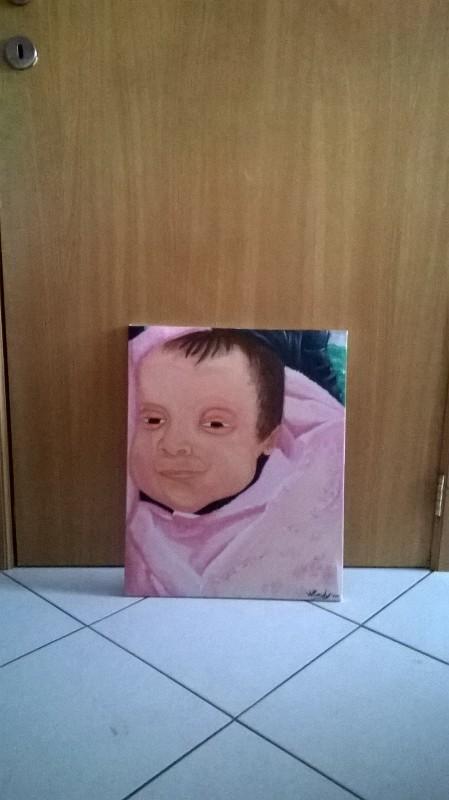 Bébé de 1mois