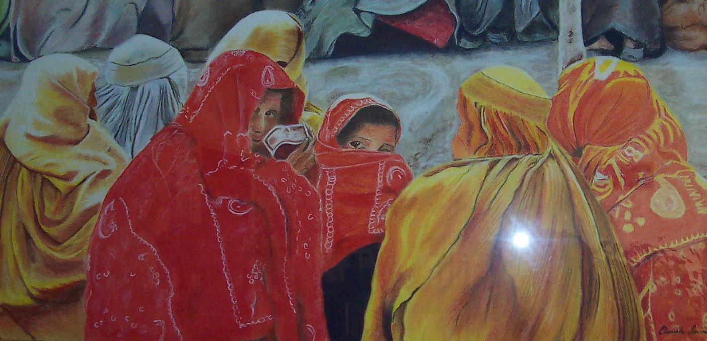 Femmes afghanes
