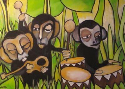 A.C.J - Monkey'z Band