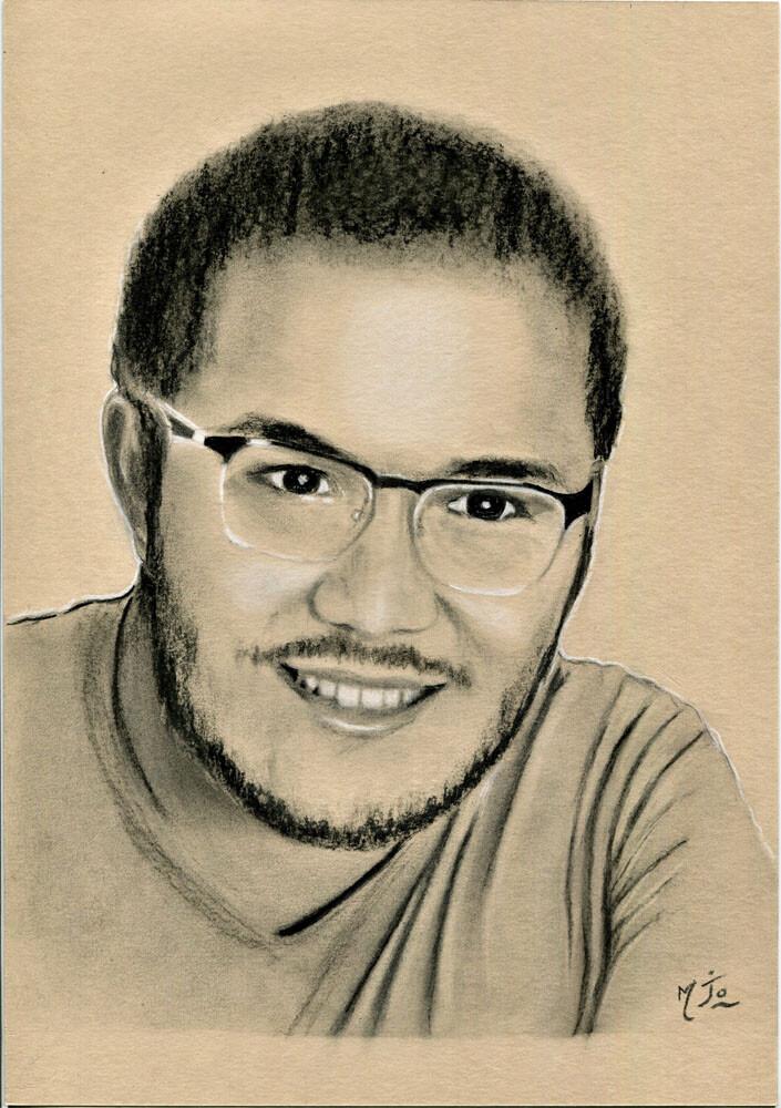 Arnaud à 20 ans