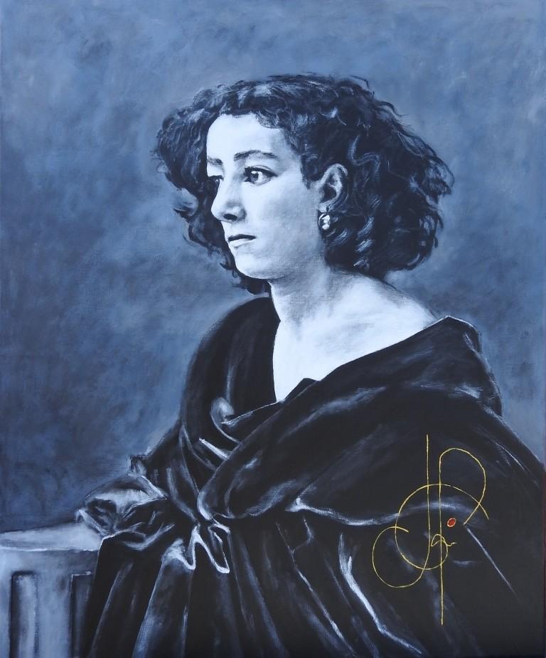 Sarah Bernhardt (2018.10.12)