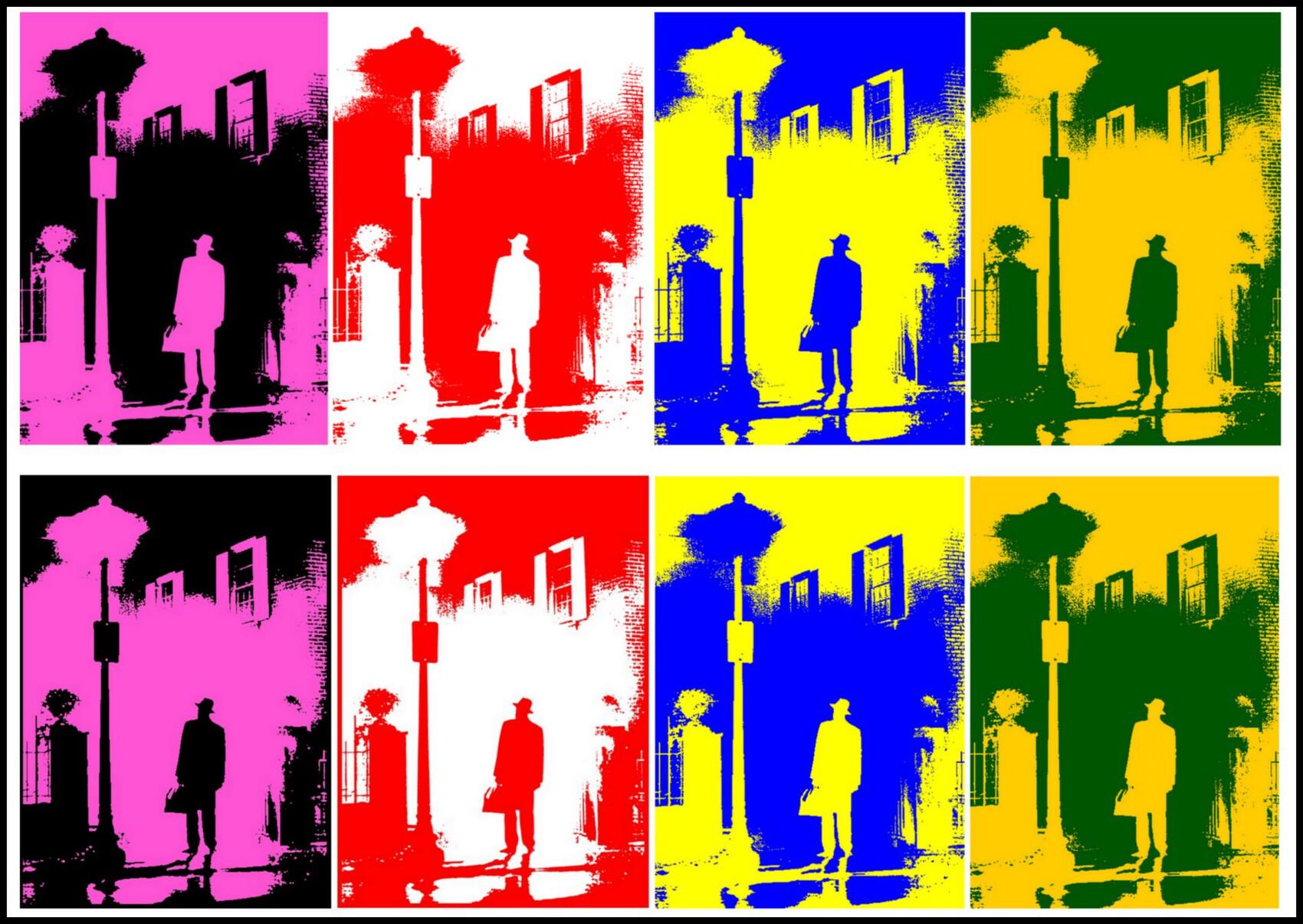 Warhol's exorcism